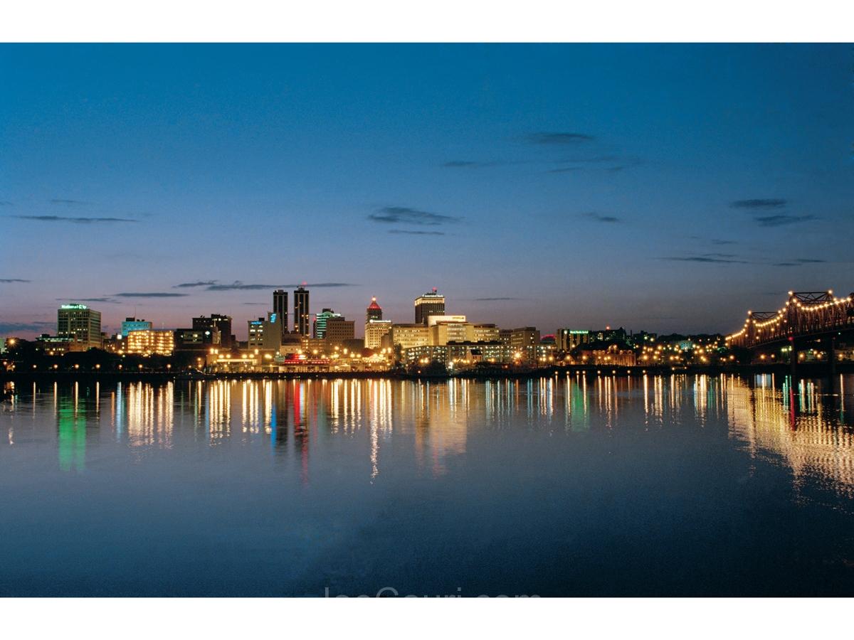 River City Dusk