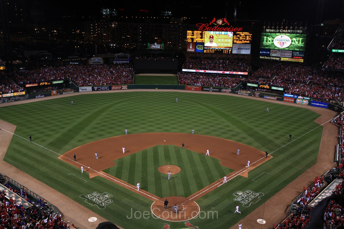 2011 Cardinals world series